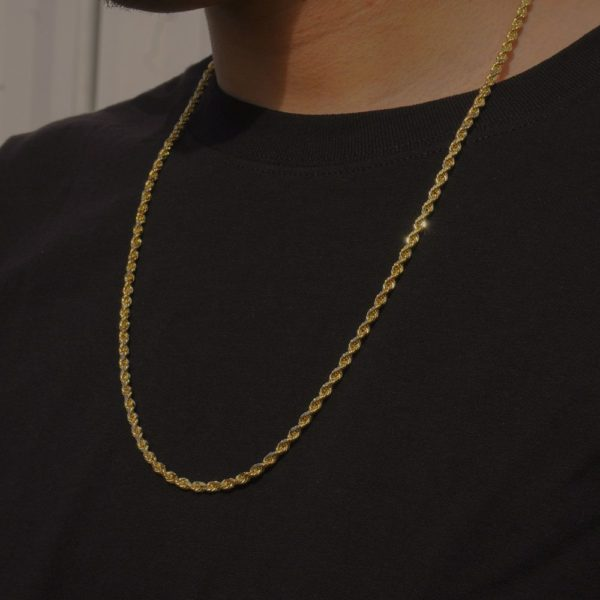 The Solid Rope Chain